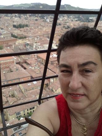I made it! Torre degli Asinale - Bologna