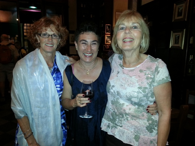 IA team members - Rome 2002 reunited in Ravenna 2014