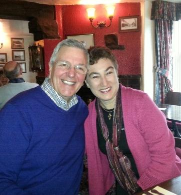 Allan Jagger OBE & Michelle Hanton OAM