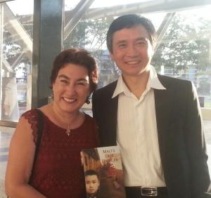 Michelle Hanton & Li Cunxin